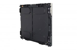 P8 Outdoor 960x960mm Die-cast Fixed Installation LED Panel Wall For Video