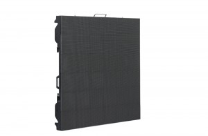 P4 Outdoor 960x960mm Die-cast Fixed Installation LED Display Screen-High Brightness