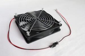 DC5V High Quality Brushless LED Display Cabinet Cooling Fan