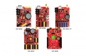 HUIDU HD-W60 Series Wi-Fi Single Color LED Controller Card