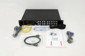 Kystar KS948 HDMI Input 4 DVI Output HD Multi-window Video Switcher