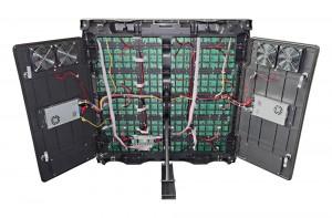 P8 Sports Perimeter LED Display Cabinet