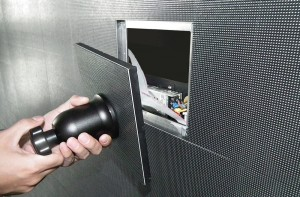 P3 Indoor 576x576mm Magnetic Front Service Die-Cast Rental Aluminum LED Video Screen