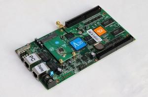 Huidu A30 Large LED Display Sign Asynchronous Controller Card 3G/4G/Wifi/USB