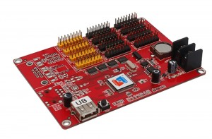 LISTEN U8 LED Display Single/Double Color Control Card