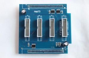HUB73 LED Display HUB Card