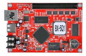 ONBON BX-5Q1 Ethernet&USB Full Color LED Panel CPU