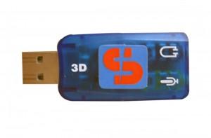 Shanghai XIXUN USB Audio Card